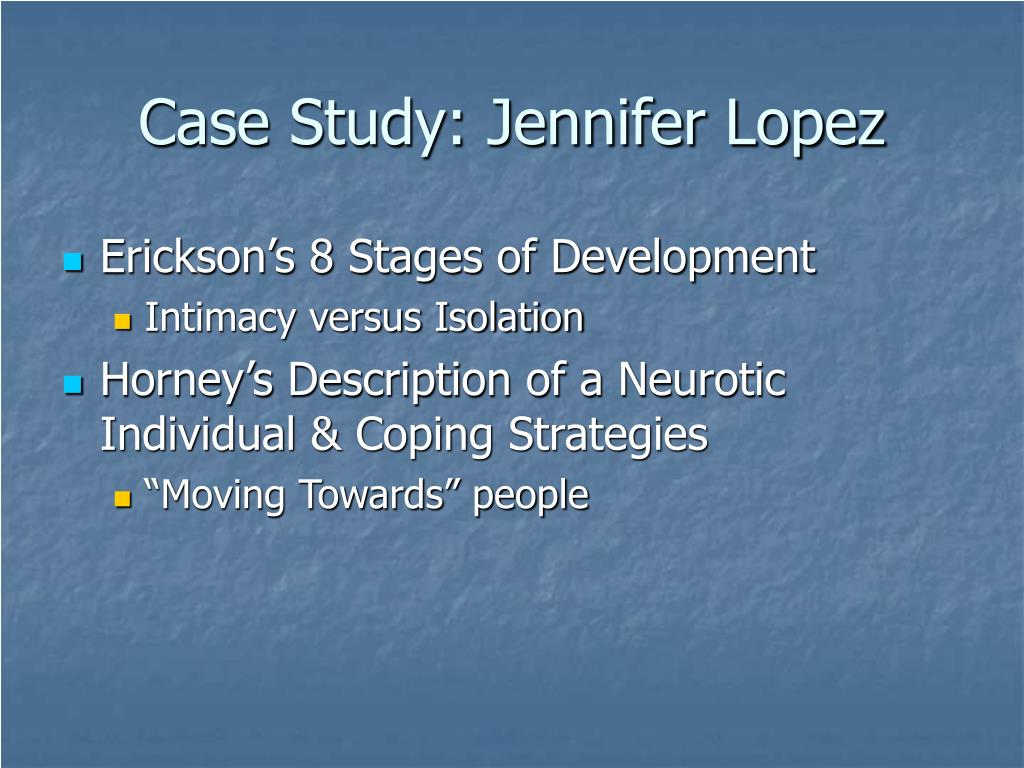 final case study jennifer What are the causes of stress in michael's or jennifer's life how is stress affecting michael's or jennifer's health.