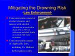 mitigating the drowning risk law enforcement