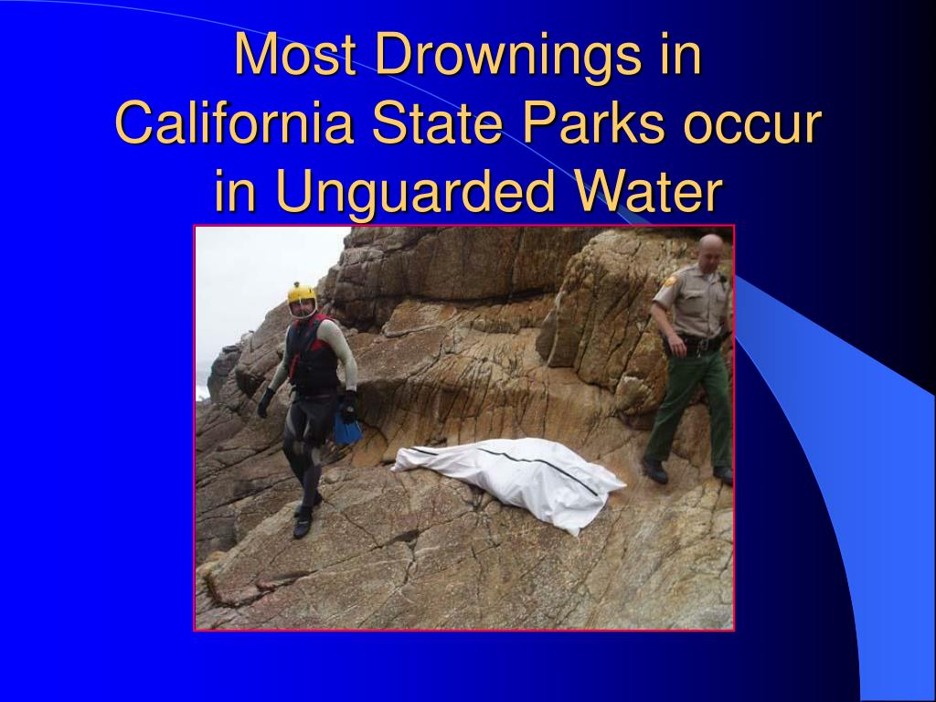 Most Drownings in