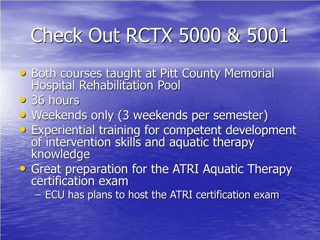 Check Out RCTX 5000 & 5001