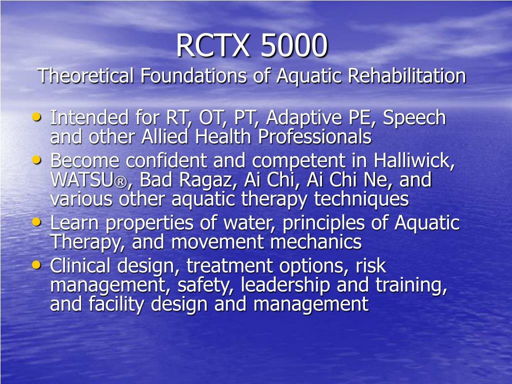RCTX 5000