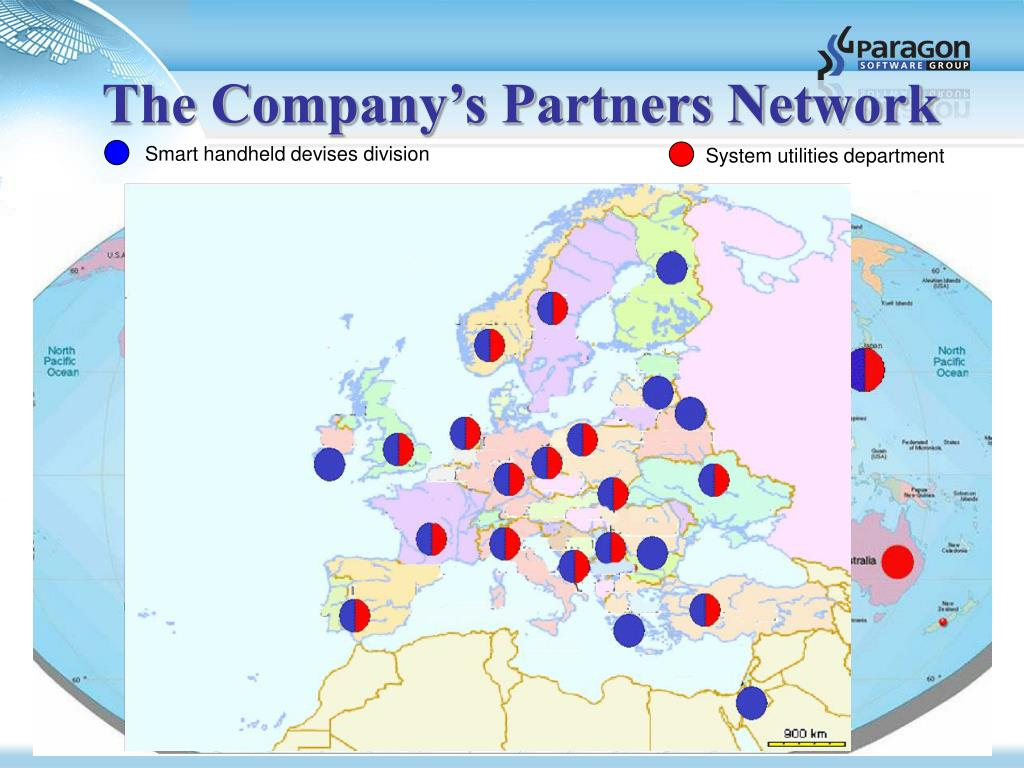 The Company's Partners Network