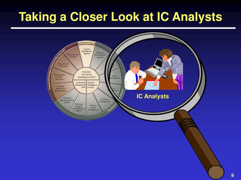 IC Analysts
