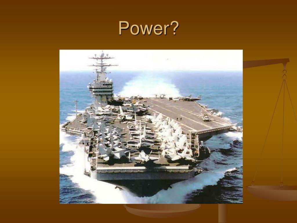 Power?