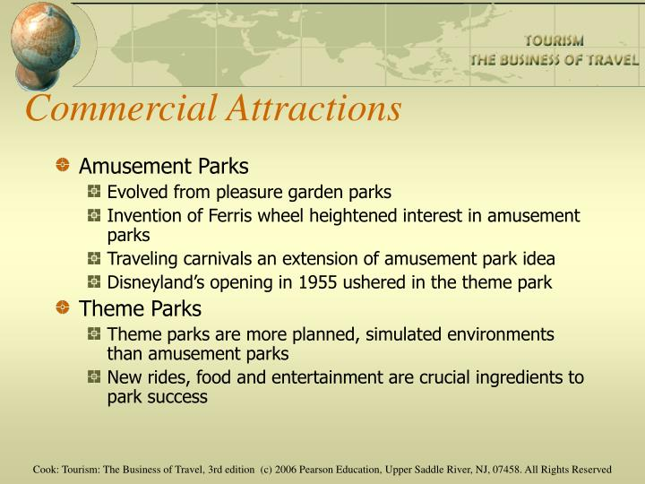 Commercial Attractions