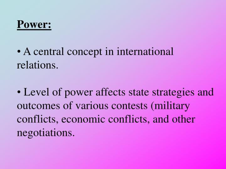 Power: