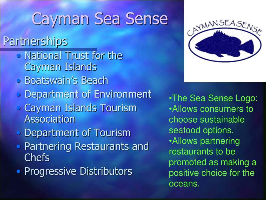 Cayman Sea Sense