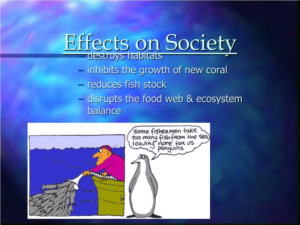 Effects on Society