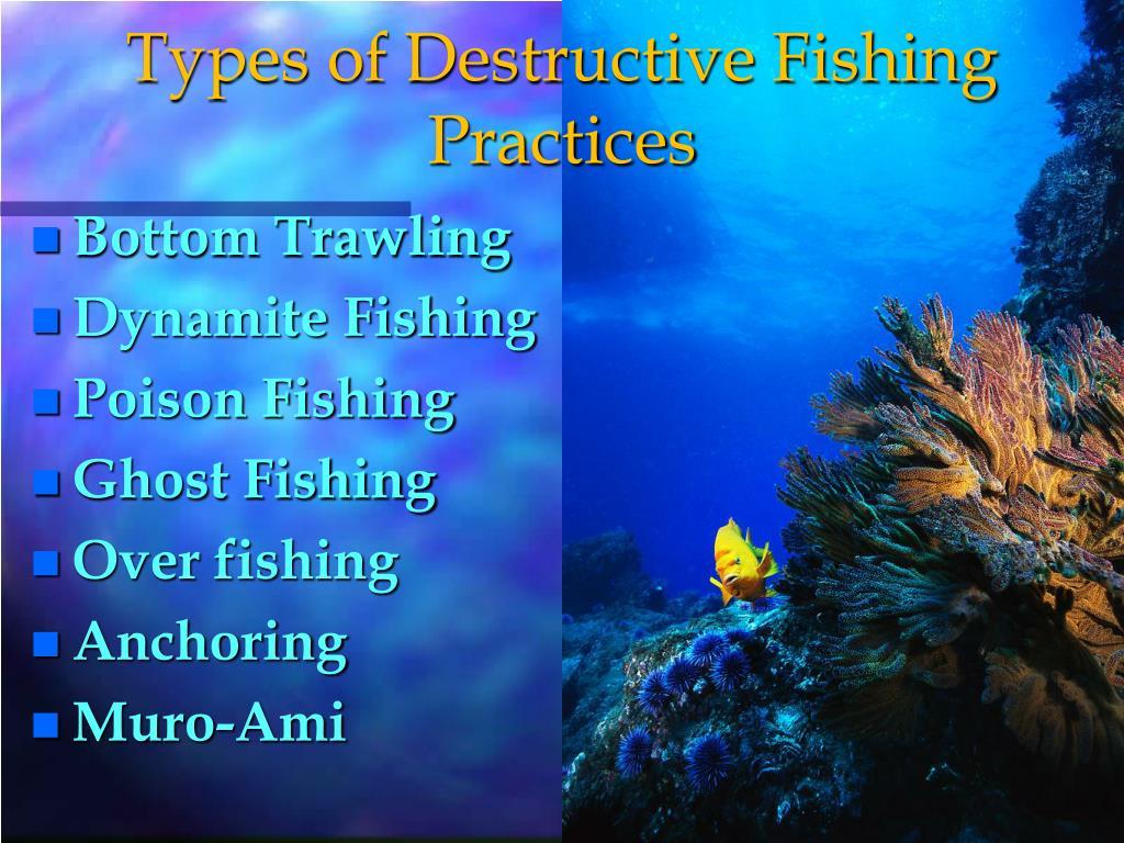 Types of Destructive