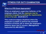 fitness for duty examination28