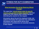 fitness for duty examination30