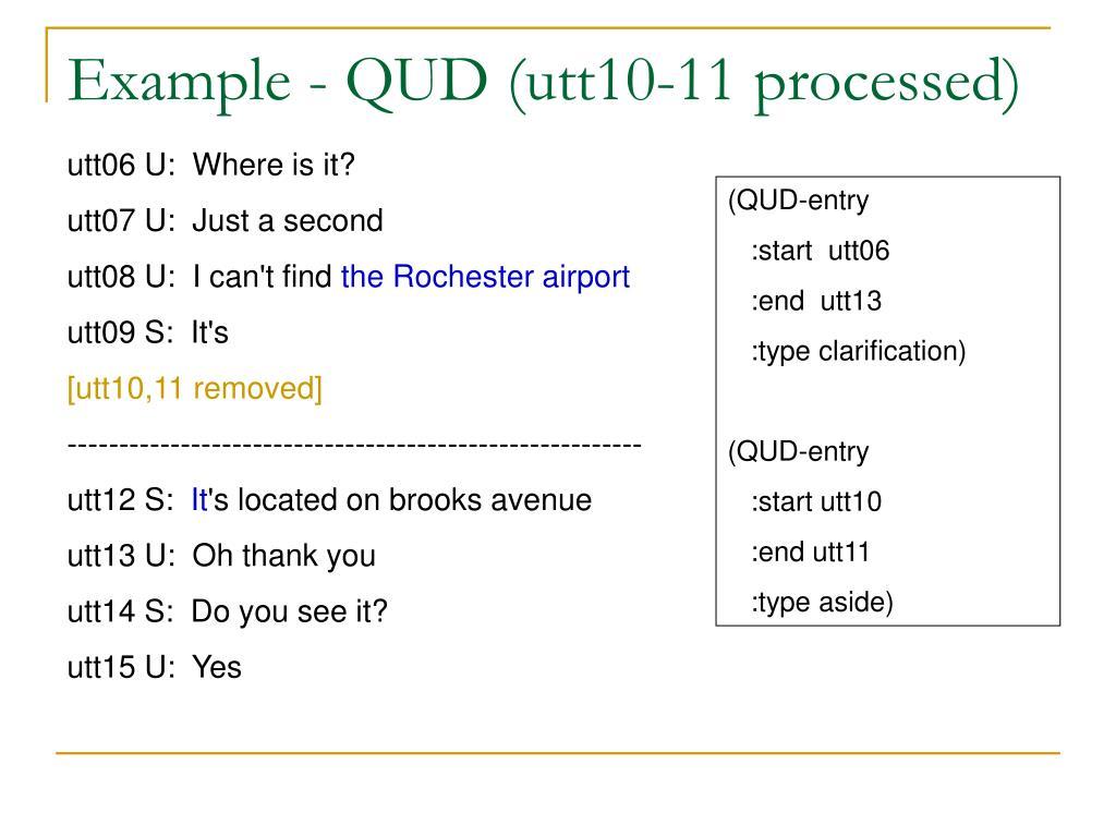 Example - QUD (utt10-11 processed)
