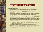 interpretation214