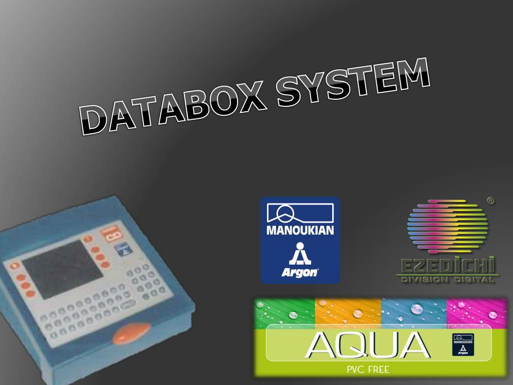 DATABOX SYSTEM