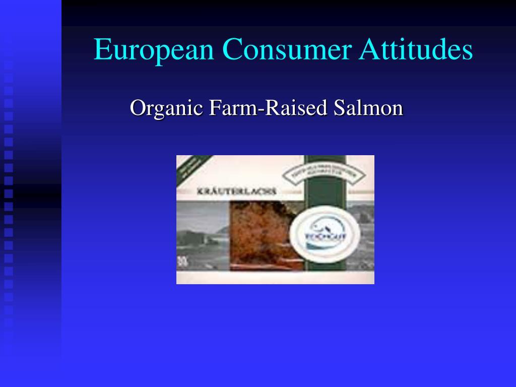 Organic Farm-Raised Salmon
