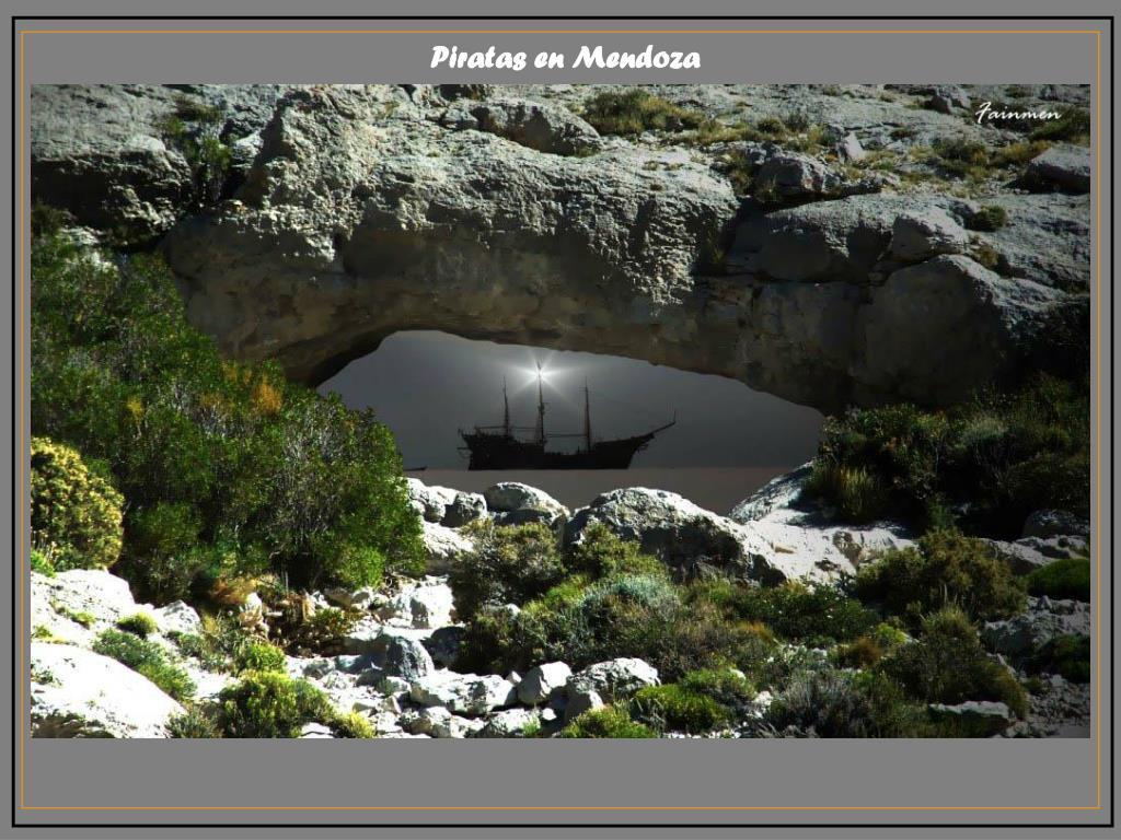 Piratas en Mendoza