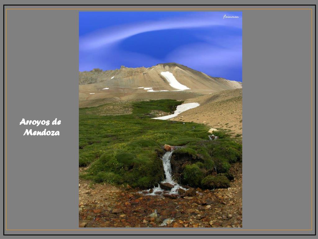 Arroyos de