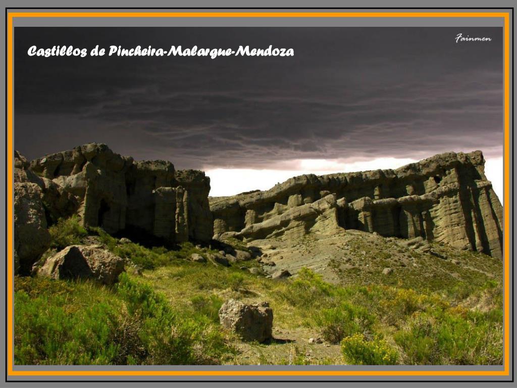 Castillos de Pincheira-Malargue-Mendoza