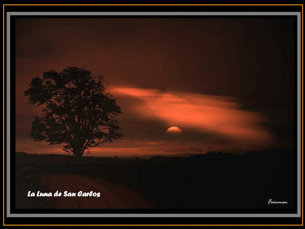 La Luna de San Carlos