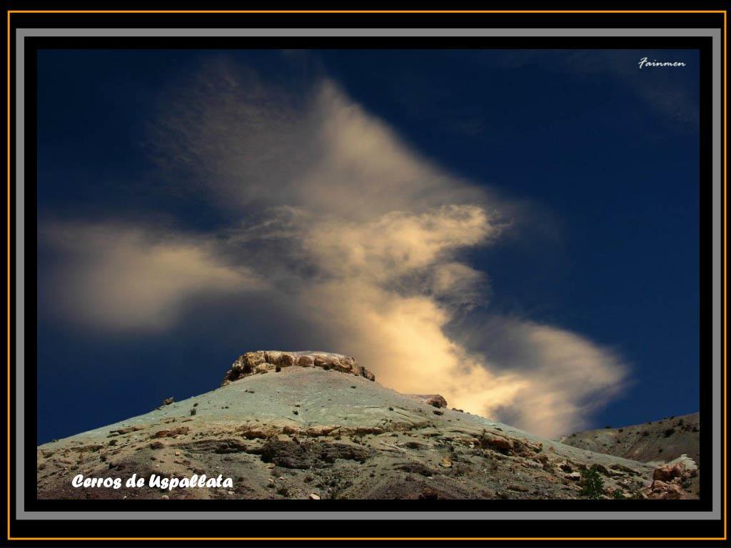 Cerros de Uspallata