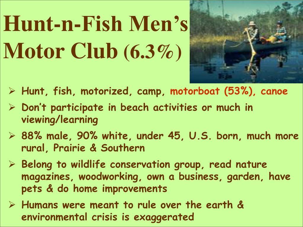Hunt-n-Fish Men's