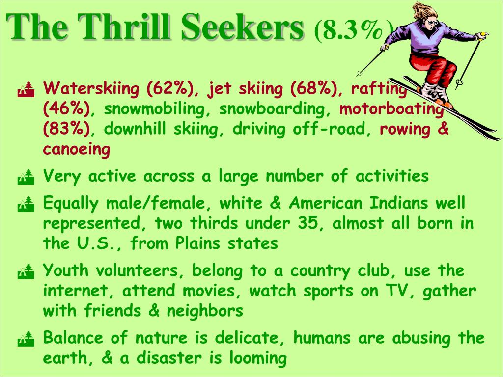 The Thrill Seekers
