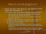how to avoid plagiarism4