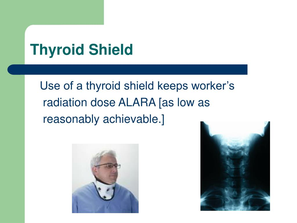 Thyroid Shield