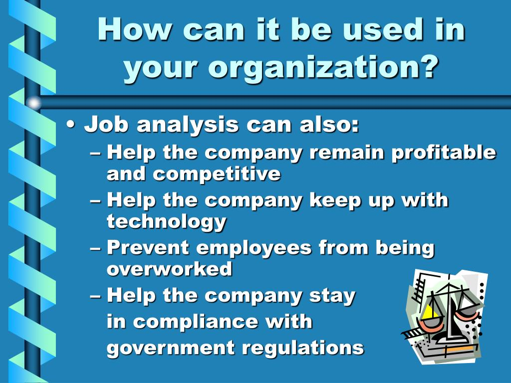How can it be used in your organization?