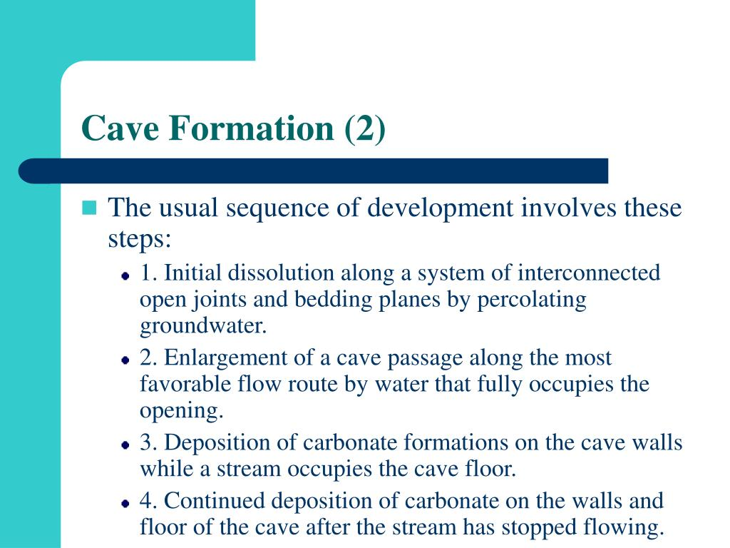 Cave Formation (2)