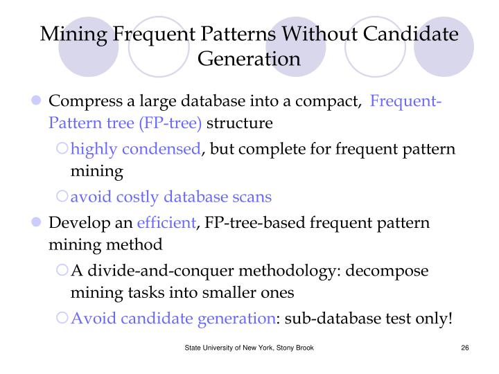 Mining Frequent Patterns Without Candidate Generation