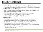 brazil techresult