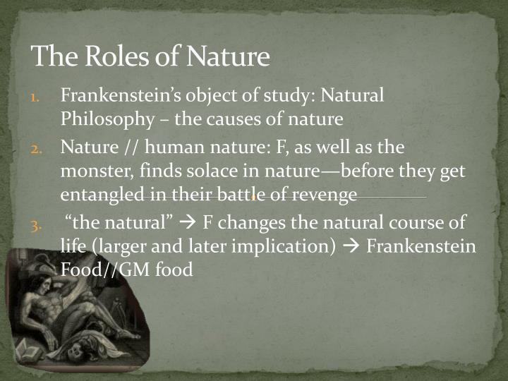The Roles of Nature