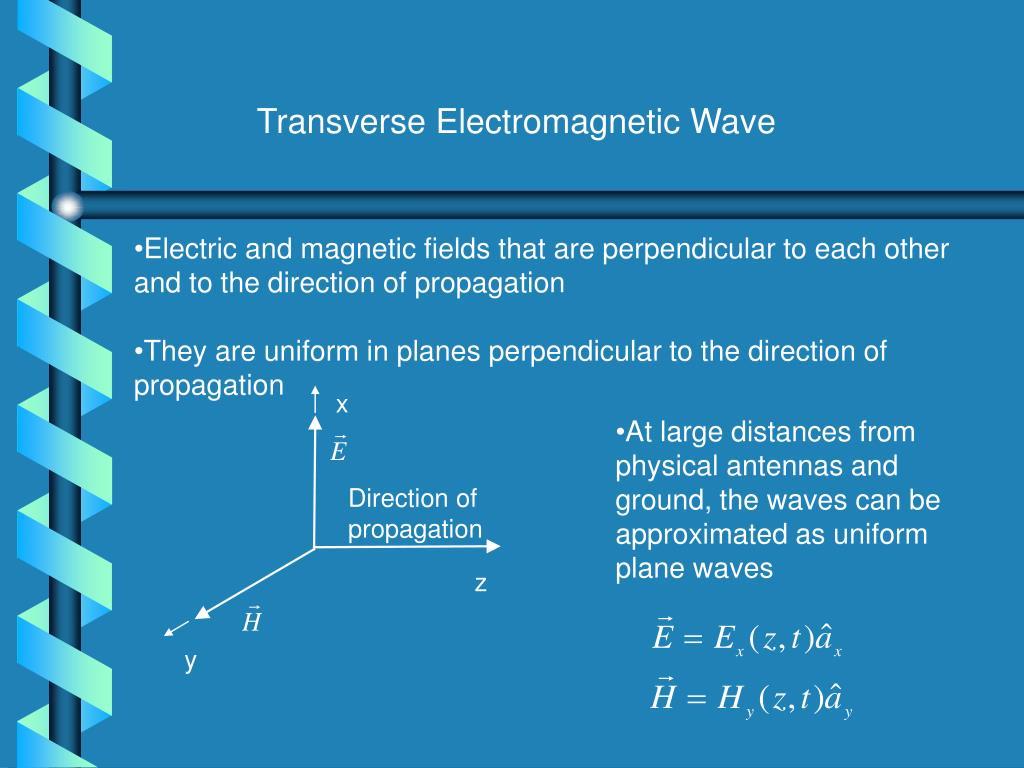Transverse Electromagnetic Wave