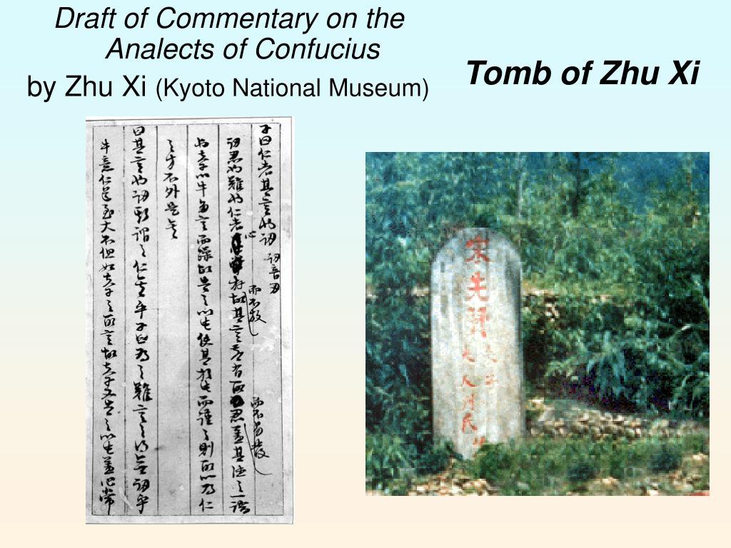 Tomb of Zhu Xi
