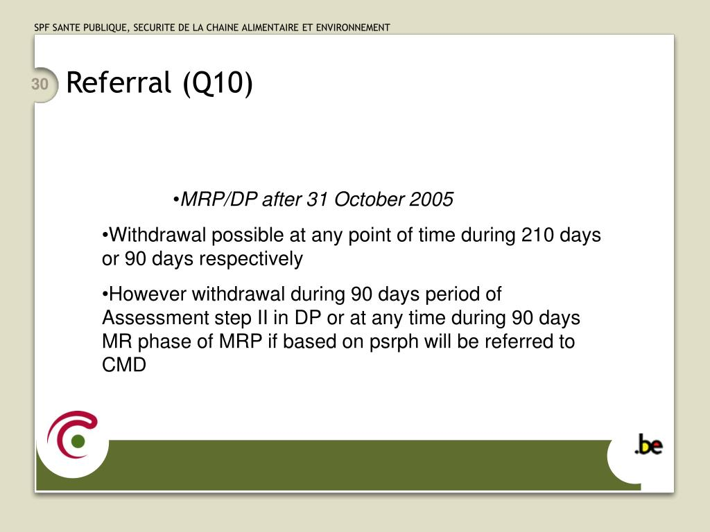 Referral (Q