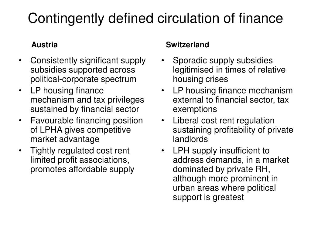 Consistently significant supply subsidies supported across political-corporate spectrum