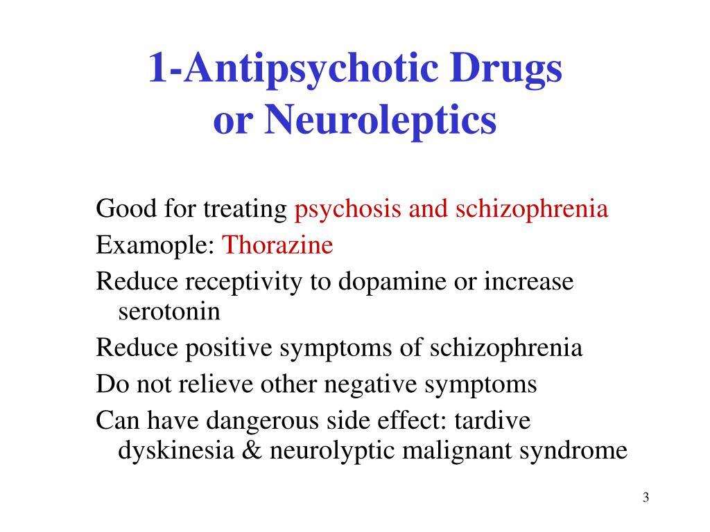 1-Antipsychotic Drugs