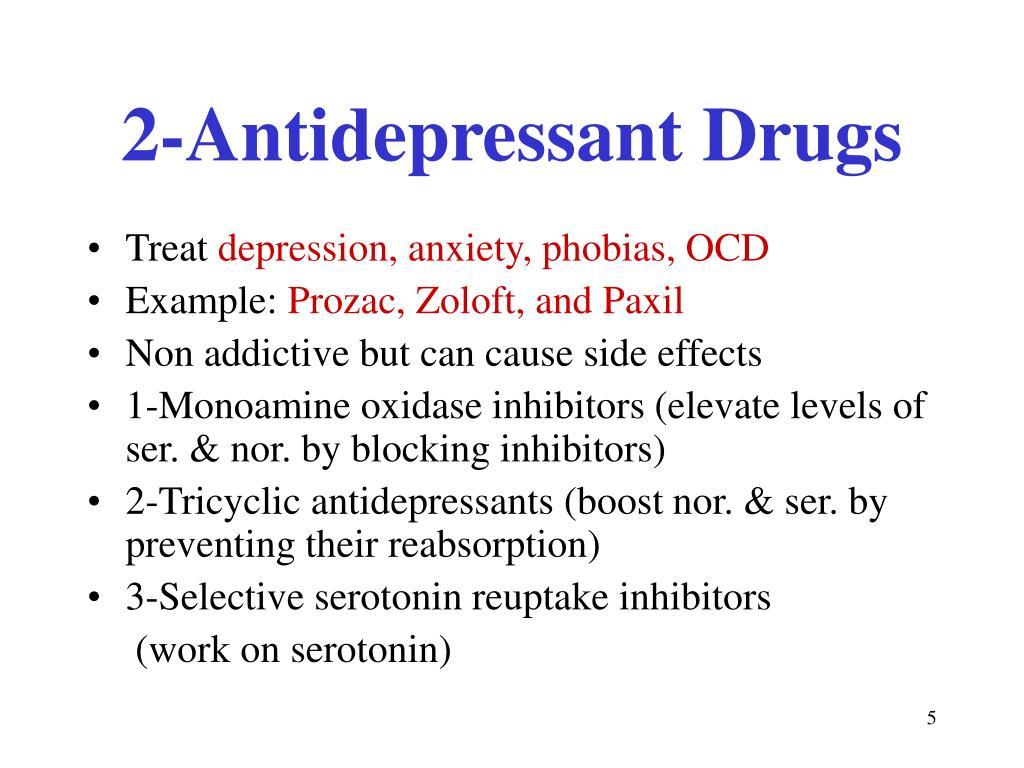 2-Antidepressant Drugs