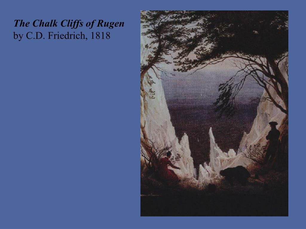 The Chalk Cliffs of Rugen