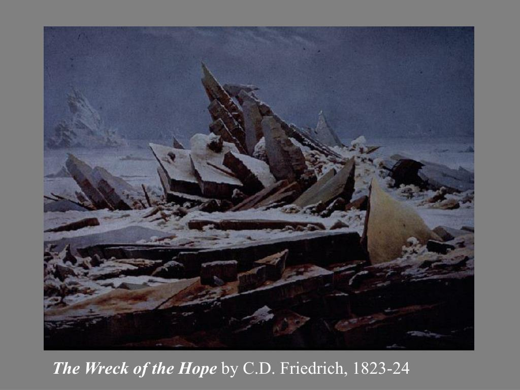 The Wreck of the Hope