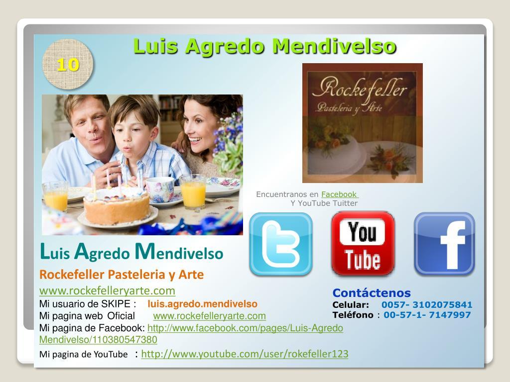 Luis Agredo Mendivelso