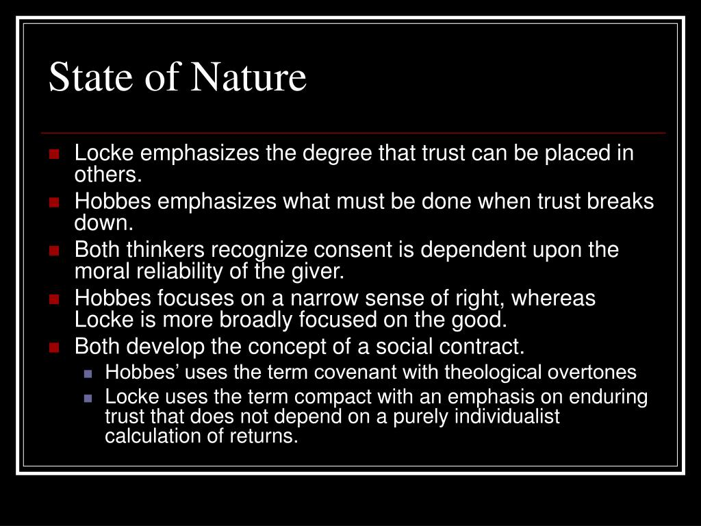 State of Nature
