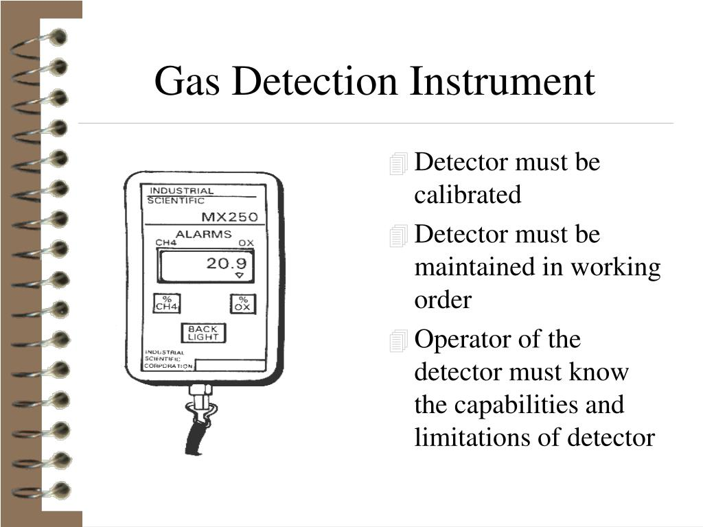 Gas Detection Instrument