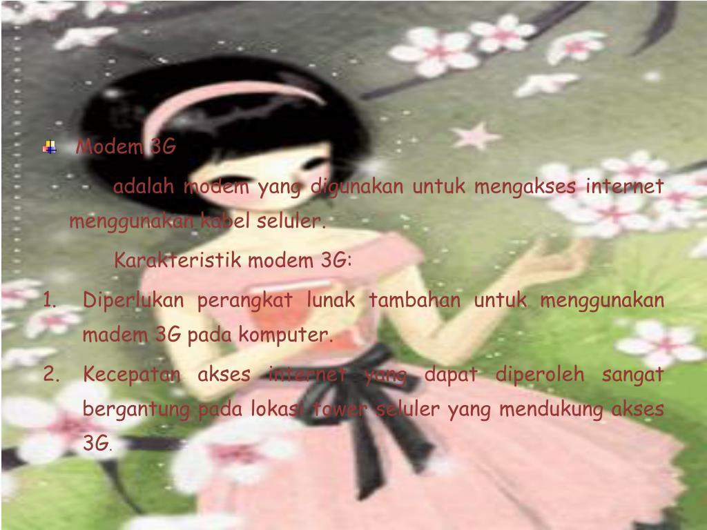 Modem 3G