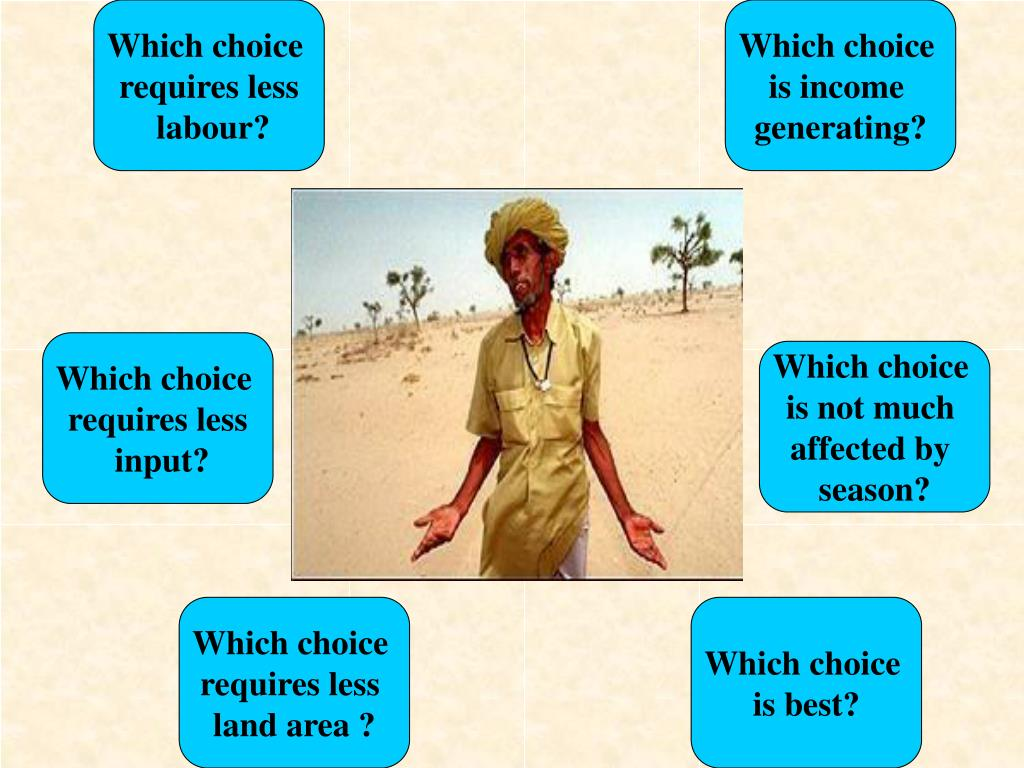 Which choice