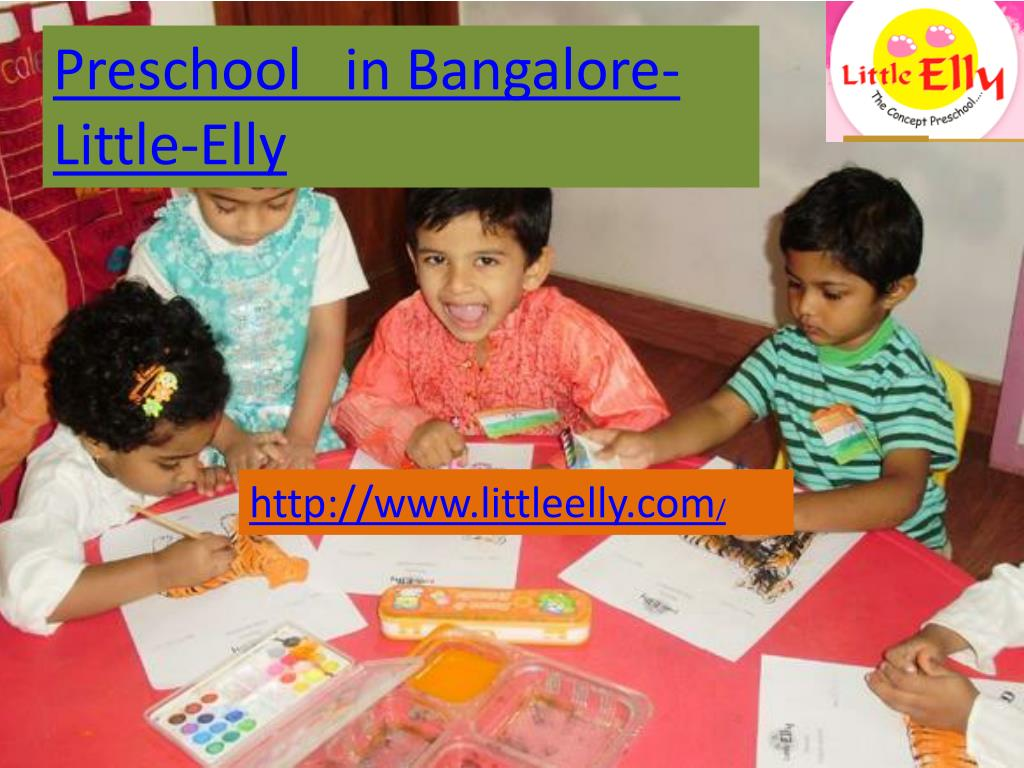 Preschool   in Bangalore- Little-