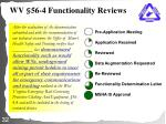 wv 56 4 functionality reviews