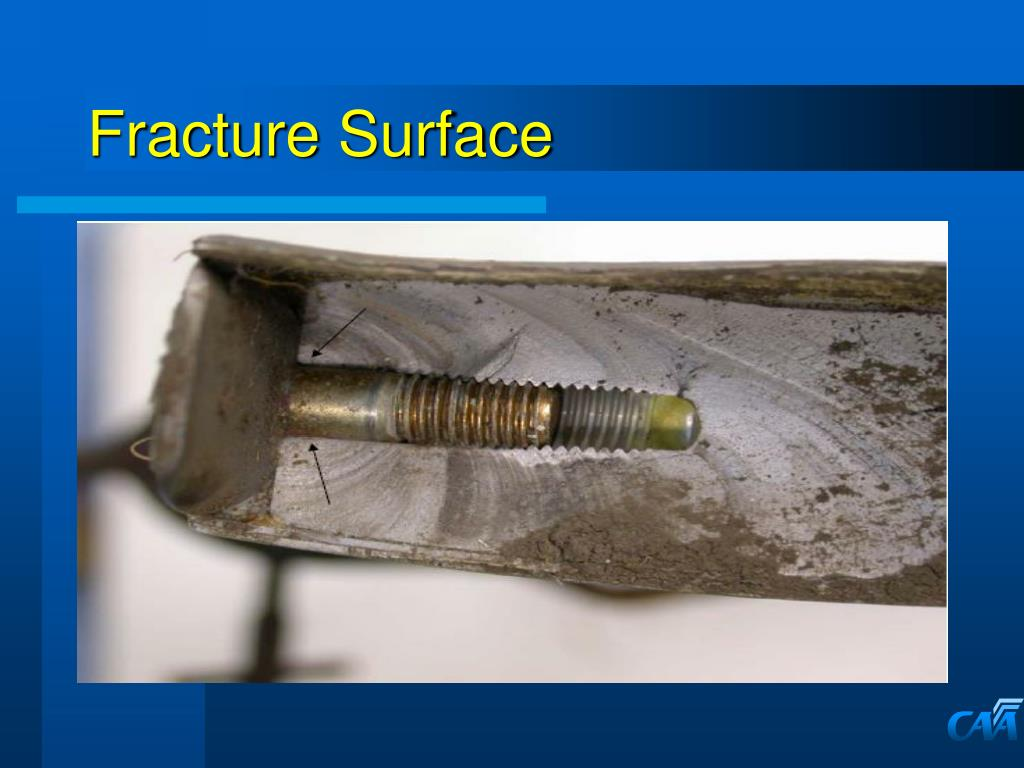 Fracture Surface