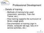 professional development24